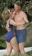 Clintons Dancing on Sand Dollar Beach
